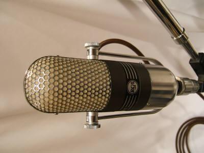 RCA 77 ribbon mic